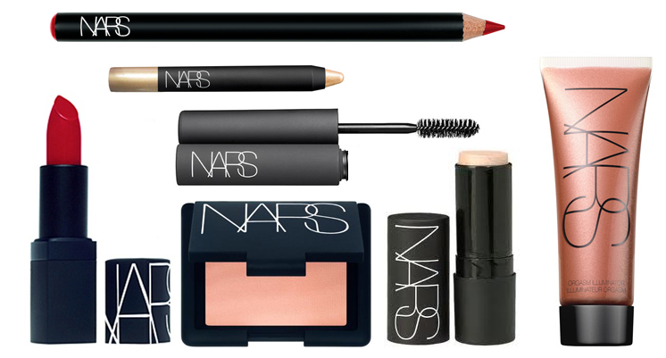 group of nars products